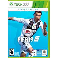 FIFA 19 Legacy Edition Xbox 360 thumbnail
