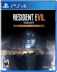 Resident Evil 7: Biohazard Gold Edition PlayStation 4 thumbnail