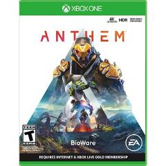 Anthem Xbox One preview