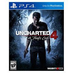 Compara precios de Uncharted 4: A Thief's End  PlayStation 4