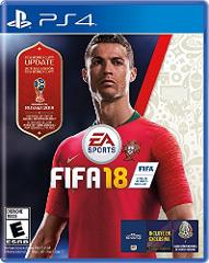 FIFA 18 World Cup PlayStation 4 preview