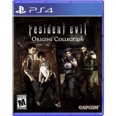 Compara precios de Videojuego Resident Evil Origins Collection Para Playstation 4