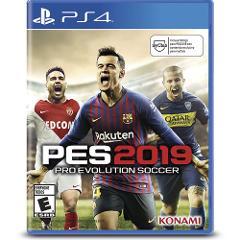 Compara precios de Pro Evolution Soccer 2019 PlayStation 4