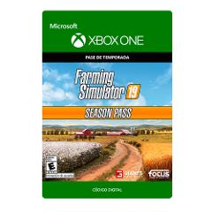 Compara precios de Farming Simulator19 Season Pass Xbox One