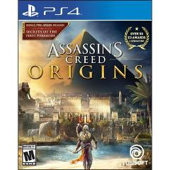 Compara precios de Assassin's Creed Origins - PlayStation 4