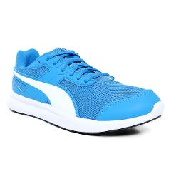 Tenis Puma Escaper Mesh. - Blanco y Azul preview