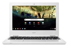 "Compara precios de Acer Chromebook 11 CB3-132-C4VV 1.6GHz N3060 11.6"" 1366 x 768Pixeles Blanco Chromebook - Ordenador portátil (Intel Celeron, 1.6 GHz, 29.5 cm (11.6""), 1366 x 768 Pixeles, 4 GB, 16 GB)"