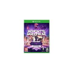Agents of Mayhem Day One Edition Xbox One preview