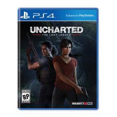 Compara precios de Uncharted Lost Legacy PlayStation 4