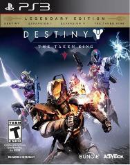 Compara precios de PS3 - Destiny: The Taken King Legendary Edition - Primer tirador