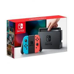 Consola Nintendo Switch Neon thumbnail