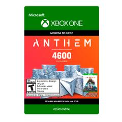 Compara precios de Anthem: 4600 Shards Xbox One
