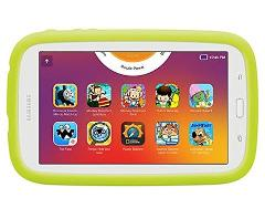 "Compara precios de Samsung Galaxy Tab E Lite Kids 7""; 8 GB Wifi Tablet (White) SM-T113NDWACCC"