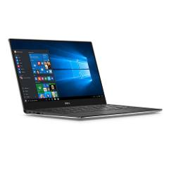 "Laptop Dell XPS Intel Core i7 RAM 8GB SSD 256GB W10 13"" - Plata preview"