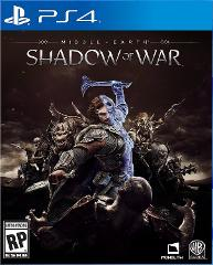 Middle Earth: Shadow of War PlayStation 4 thumbnail