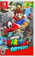 Compara precios de Super Mario Odyssey Nintendo Switch