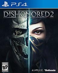 Compara precios de Dishonored 2 PlayStation 4