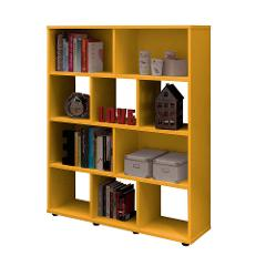 Compara precios de Librero Book Amarillo