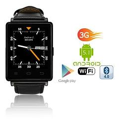 Compara precios de Indigi #1 NEW Unlocked Watch & 3G SmartPhone - Android 5.1 - WiFi - GPS(Maps) - Bluetooth 4.0 Sync