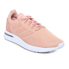 Tenis Adidas Run 70S - Rosa y Gris preview