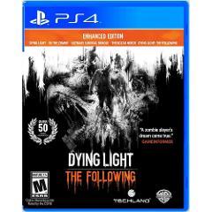Compara precios de Dying Light: The Following Enhance Edition PlayStation 4