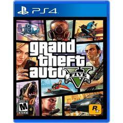 Grand Theft Auto V PlayStation 4 thumbnail