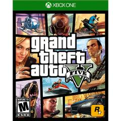 Grand Theft Auto V Xbox One thumbnail