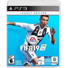 FIFA 19 Legacy Edition PlayStation 3 thumbnail