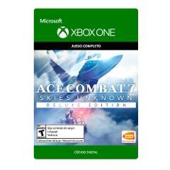 Compara precios de Ace Combat 7 Skies Unknown Deluxe Edition Xbox One