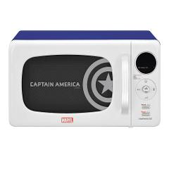 Horno Microondas Daewoo KOR-669EMC 0.7 p3 Capitán América preview