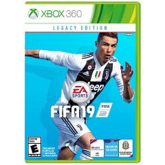 FIFA 19 Legacy Edition Xbox 360 preview