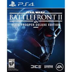 Star Wars Battlefront II: Elite Trooper Deluxe Edition PlayStation 4 preview