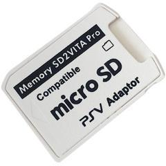 Compara precios de EW Versión 5.0 SD2VITA Adaptador para PS Vita PSVita TF tarjeta de memoria para el juego