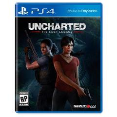 Uncharted Lost Legacy PlayStation 4 thumbnail