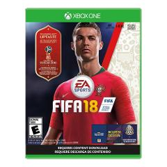 FIFA 18 World Cup Xbox One preview