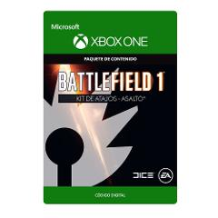 Compara precios de Xbox One Battlefield 1: Shortcut Kit: Assault Bundle Digital