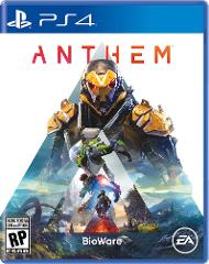 Anthem PlayStation 4 thumbnail