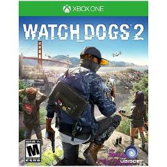 Compara precios de XBOX ONE WATCH DOGS 2