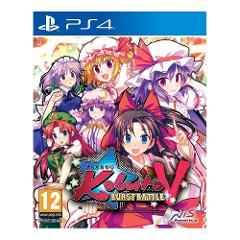 Compara precios de Touhou Kobuto V: Burst Battle PlayStation 4