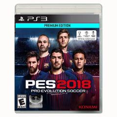 Compara precios de Vjgo Pro Evolution Soccer 2018 PS3