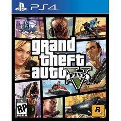 Grand Theft Auto V PlayStation 4 thumbnail