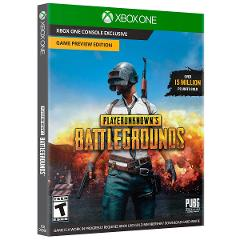 Playerunknown's Battlegrounds Xbox One preview