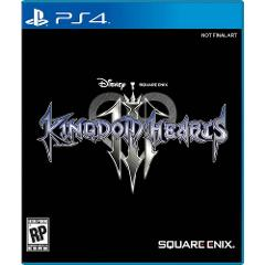Ps4 Kingdom Hearts lll preview