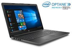 Compara precios de Laptop HP 15-da0016la Intel Core i7 4GB RAM + 16GB Optane 1TB HD