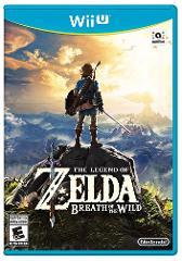 The Legend Of Zelda: Breath Of The Wild Nintendo Wii U preview