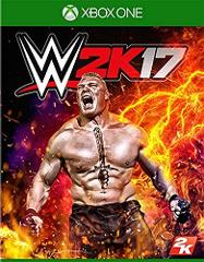 WWE 2K17 Xbox One thumbnail