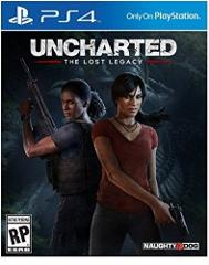 Compara precios de Uncharted Lost Legacy PlayStation 4