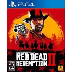 Red Dead Redemption 2 Playstation 4 preview