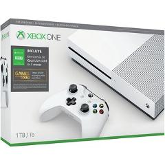 Compara precios de Consola Xbox One S 1TB + Membresía Live Gold 3 Meses