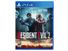 Resident Evil 2 PlayStation 4 preview